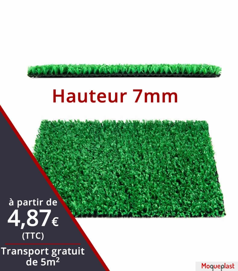 GAZON ARTIFICIEL PETIT GRASS